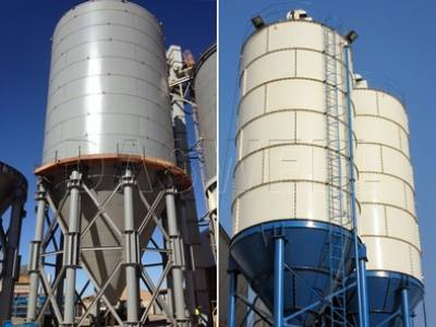 Bolted Silo