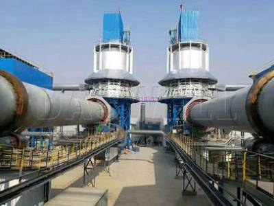 Rotary Kiln Production Line