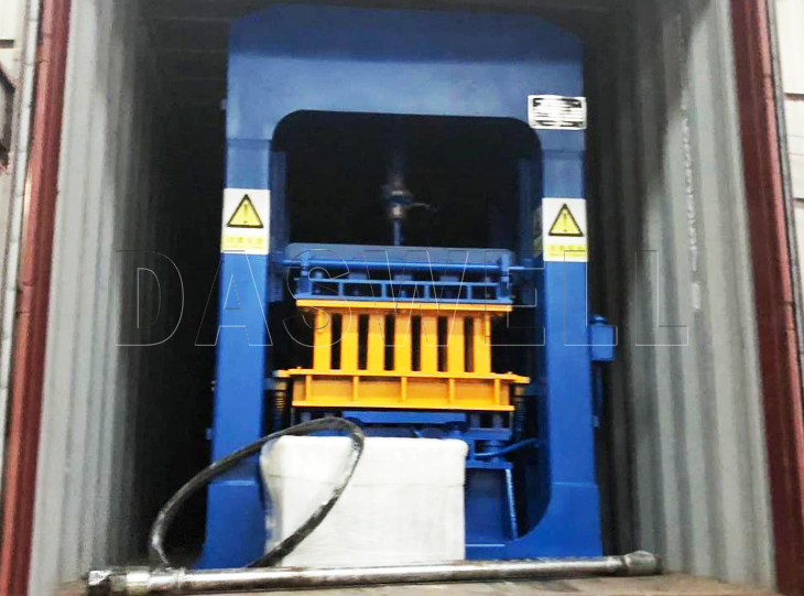 dfb6-15 concrete block machine